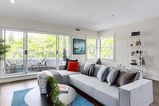 Photo 1: 305 668 W 16TH Avenue in Vancouver: Cambie Condo for sale (Vancouver West)  : MLS®# R2268019