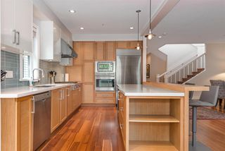 """Photo 3: 19 555 RAVEN WOODS Drive in North Vancouver: Dollarton Townhouse for sale in """"Signature Estates"""" : MLS®# R2271233"""