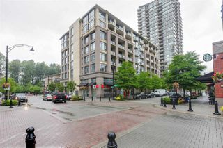 "Photo 1: 204 121 BREW Street in Port Moody: Port Moody Centre Condo for sale in ""ROOM"" : MLS®# R2275103"