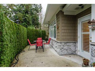 "Photo 19: 23 3355 MORGAN CREEK Way in Surrey: Morgan Creek Townhouse for sale in ""DEER RUN"" (South Surrey White Rock)  : MLS®# R2276137"