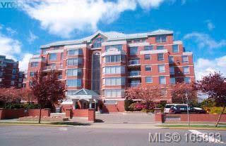 Photo 2: 602 636 Montreal St in VICTORIA: Vi James Bay Condo Apartment for sale (Victoria)  : MLS®# 285141