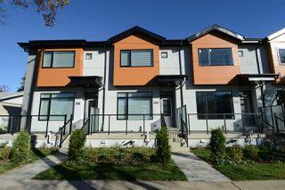 Main Photo: #4 15530 90 Avenue in Edmonton: Zone 22 Townhouse for sale : MLS®# E4124034