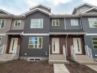Main Photo: 12507 115 Avenue in Edmonton: Zone 07 Townhouse for sale : MLS®# E4134462
