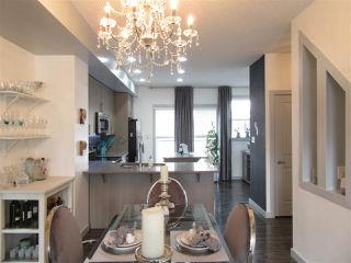 Photo 11: 86 2803 JAMES MOWATT Trail in Edmonton: Zone 55 Townhouse for sale : MLS®# E4137023