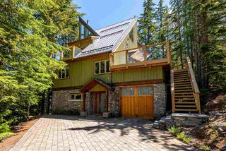 "Main Photo: 2540 TRICOUNI Place in Whistler: Bayshores House for sale in ""Bayshores"" : MLS®# R2332667"