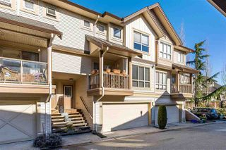 "Photo 1: 65 20350 68 Avenue in Langley: Willoughby Heights Townhouse for sale in ""Sunridge"" : MLS®# R2344309"