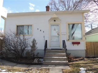 Photo 7: 383 Collegiate Street in Winnipeg: St James Residential for sale (5E)  : MLS®# 1905385