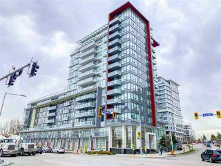 Photo 1: 1801 8833 HAZELBRIDGE Way in Richmond: West Cambie Condo for sale : MLS®# R2348288