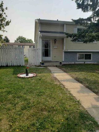 Main Photo: 3425 48ST in Edmonton: Zone 29 House Half Duplex for sale : MLS®# E4159774