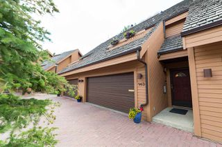 Photo 1: 143 Wolf Willow Crescent in Edmonton: Zone 22 Townhouse for sale : MLS®# E4164684