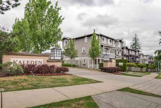 "Main Photo: 24 2729 158 Street in Surrey: Grandview Surrey Townhouse for sale in ""Kaleden"" (South Surrey White Rock)  : MLS®# R2387327"