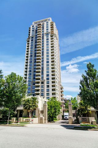 "Main Photo: 803 4333 CENTRAL Boulevard in Burnaby: Metrotown Condo for sale in ""THE PRESIDIA BY BOSA"" (Burnaby South)  : MLS®# R2411866"