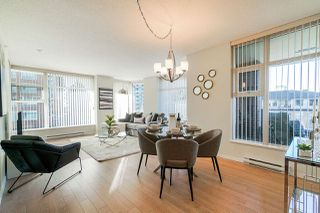 """Main Photo: 506 3102 WINDSOR Gate in Coquitlam: New Horizons Condo for sale in """"Celadon By Polygon"""" : MLS®# R2421288"""