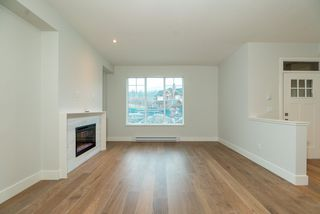 Photo 2: 77 3306 PRINCETON Avenue in Coquitlam: Burke Mountain Townhouse for sale : MLS®# R2448097