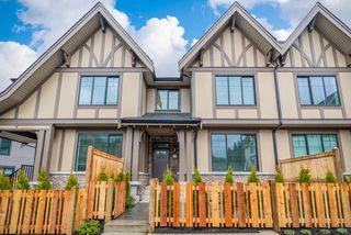 Photo 1: 77 3306 PRINCETON Avenue in Coquitlam: Burke Mountain Townhouse for sale : MLS®# R2448097