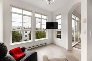 """Photo 12: 306 680 W 7TH Avenue in Vancouver: Fairview VW Condo for sale in """"Liberte"""" (Vancouver West)  : MLS®# R2457601"""