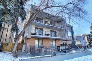 Photo 1: 1 1607 26 Avenue SW in Calgary: South Calgary Apartment for sale : MLS®# A1058736
