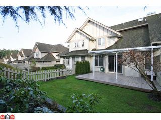 "Photo 10: 22 5811 122 Street in Surrey: Panorama Ridge Townhouse for sale in ""Lakebridge Estates"" : MLS®# F1104192"