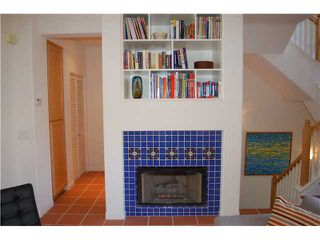 Photo 5: POINT LOMA Townhome for sale : 2 bedrooms : 2720 Evans #5 in San Diego