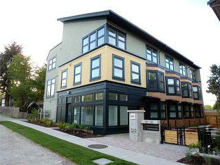 Main Photo: 1769 E 20TH AV in Vancouver: Victoria VE Condo for sale (Vancouver East)  : MLS®# V1005108