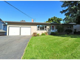 Photo 1: 32263 MARSHALL Road in Abbotsford: Abbotsford West House for sale : MLS®# F1323815