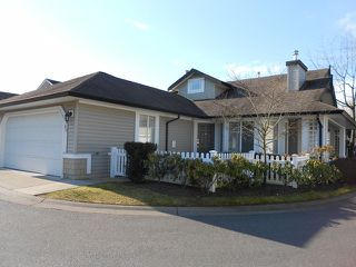 "Photo 14: 20 6488 168TH Street in Surrey: Cloverdale BC Townhouse for sale in ""TURNBERRY"" (Cloverdale)  : MLS®# F1403317"