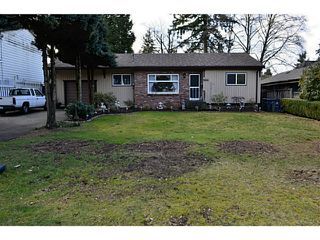 Photo 1: 2323 153A Street in Surrey: King George Corridor House for sale (South Surrey White Rock)  : MLS®# F1403505