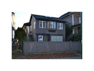 Photo 1: 526 10TH Ave E in Vancouver East: Mount Pleasant VE Home for sale ()  : MLS®# V872251