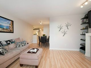 "Photo 4: 104 935 W 15TH Avenue in Vancouver: Fairview VW Condo for sale in ""THE EMPRESS"" (Vancouver West)  : MLS®# V1059558"