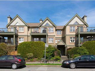 "Photo 1: 104 935 W 15TH Avenue in Vancouver: Fairview VW Condo for sale in ""THE EMPRESS"" (Vancouver West)  : MLS®# V1059558"