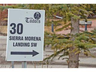 Photo 3: 125 30 SIERRA MORENA Landing SW in CALGARY: Richmond Hill Condo for sale (Calgary)  : MLS®# C3612407
