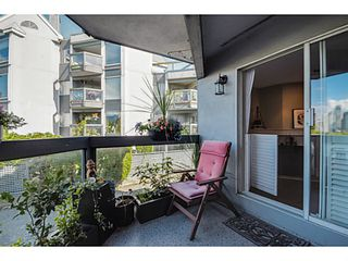 "Photo 12: 208 1365 W 4TH Avenue in Vancouver: False Creek Condo for sale in ""GRANVILLE ISLAND VILLAGE"" (Vancouver West)  : MLS®# V1072784"