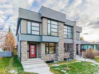 Photo 2: 3826 1 Street NW in Calgary: Highland Park Residential Attached for sale : MLS®# C3645013