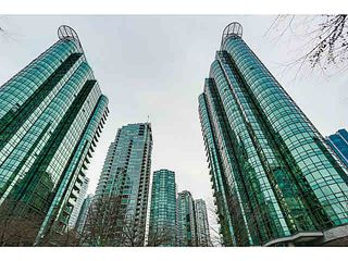 "Photo 12: 1208 588 BROUGHTON Street in Vancouver: Coal Harbour Condo for sale in ""HARBOURSIDE PARK TOWERS"" (Vancouver West)  : MLS®# V1101036"
