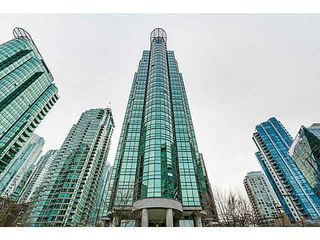 "Photo 17: 1208 588 BROUGHTON Street in Vancouver: Coal Harbour Condo for sale in ""HARBOURSIDE PARK TOWERS"" (Vancouver West)  : MLS®# V1101036"