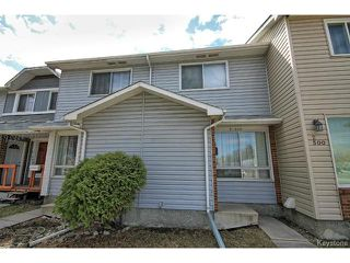 Photo 1: 500 St. Anne's Road in WINNIPEG: St Vital Residential for sale (South East Winnipeg)  : MLS®# 1510572
