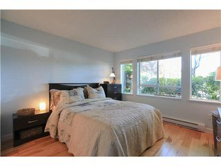 "Photo 13: A4 1870 W 6TH Avenue in Vancouver: Kitsilano Condo for sale in ""HERITAGE ON CYPRESS"" (Vancouver West)  : MLS®# V1128964"