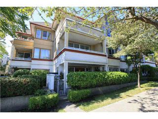 "Photo 1: A4 1870 W 6TH Avenue in Vancouver: Kitsilano Condo for sale in ""HERITAGE ON CYPRESS"" (Vancouver West)  : MLS®# V1128964"