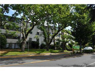 Photo 1: 206 1124 Esquimalt Road in VICTORIA: Es Rockheights Condo Apartment for sale (Esquimalt)  : MLS®# 353931