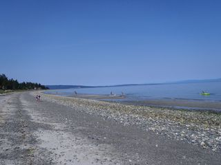 Photo 3: LT 1 W Island Hwy in QUALICUM BEACH: PQ Qualicum North Land for sale (Parksville/Qualicum)  : MLS®# 708171