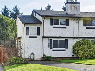 Photo 1: 3025 Metchosin Road in VICTORIA: Co Hatley Park Strata Duplex Unit for sale (Colwood)  : MLS®# 358672