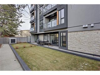 Photo 25: 105 414 MEREDITH Road NE in Calgary: Crescent Heights Condo for sale : MLS®# C4050218