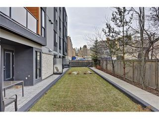 Photo 27: 105 414 MEREDITH Road NE in Calgary: Crescent Heights Condo for sale : MLS®# C4050218