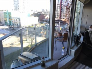 "Photo 13: 506 1661 ONTARIO Street in Vancouver: False Creek Condo for sale in ""SAILS"" (Vancouver West)  : MLS®# R2051577"