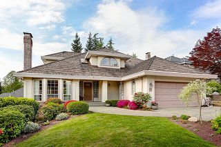 "Main Photo: 35 WILDWOOD Drive in Port Moody: Heritage Mountain House for sale in ""HERITAGE MOUNTAIN"" : MLS®# R2060122"