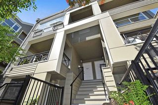 Photo 1: 2209 ALDER Street in Vancouver: Fairview VW Townhouse for sale (Vancouver West)  : MLS®# R2069588