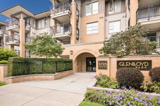 "Photo 1: 213 5725 AGRONOMY Road in Vancouver: University VW Condo for sale in ""GLENLLOYD PARK"" (Vancouver West)  : MLS®# R2089455"