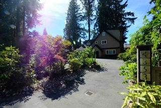 Photo 1: 4353 CAPILANO Road in North Vancouver: Canyon Heights NV House for sale : MLS®# R2103234