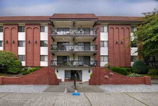 "Photo 1: 104 707 HAMILTON Street in New Westminster: Uptown NW Condo for sale in ""CASA DIANN"" : MLS®# R2112088"