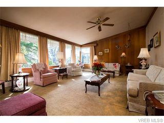 Photo 4: 4590 Scarborough Road in VICTORIA: SW Beaver Lake Single Family Detached for sale (Saanich West)  : MLS®# 371185